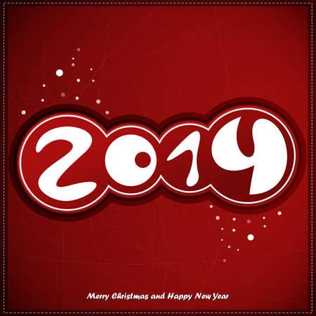 Happy New Year Stock Vector - 20744322