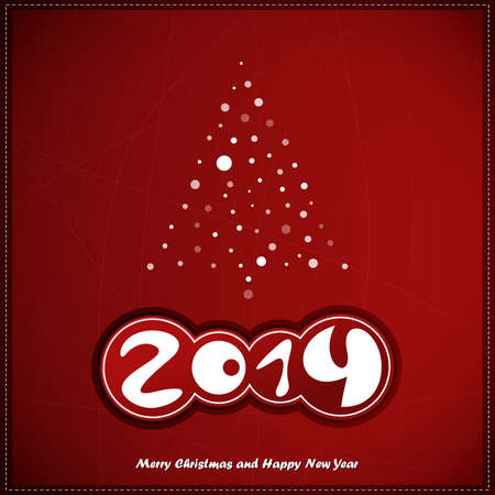 Happy New Year Stock Vector - 20744380