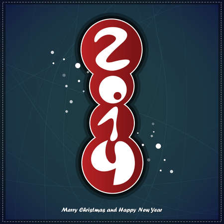 Happy New Year Stock Vector - 20744381