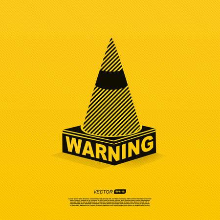 warning symbol Ilustração