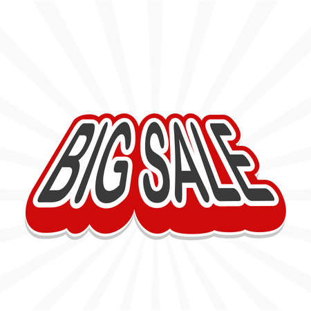 Sale tag  vector Vector