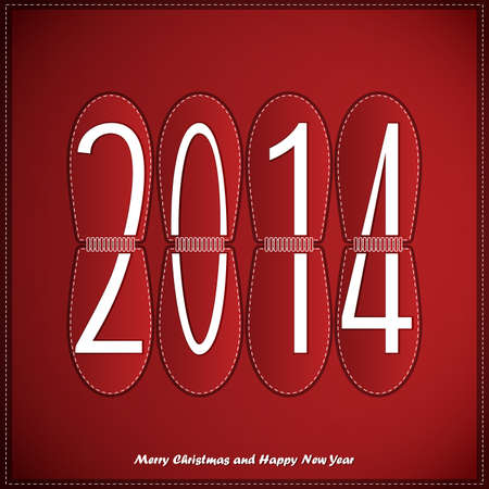 Happy New Year Stock Vector - 21413595
