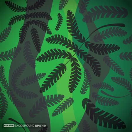 Floral background  vector illustration Vector