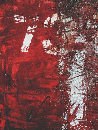 grunge: Number 73 on metallic grunge wall