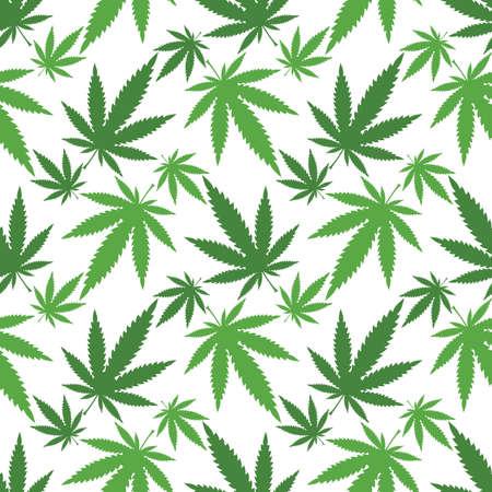 weed: Marijuana leaves