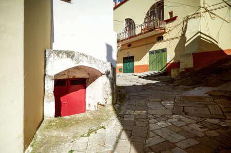 old center: Old center of Matino, Salento, Puglia