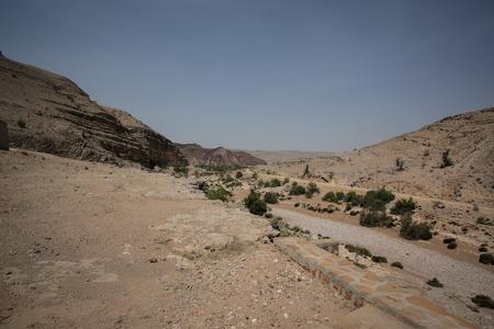 Great Wall Of Ranikot Fort, In Sindh, Pakistan Foto de archivo - 121491102