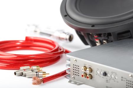 Autoverstärker, Radio Standard-Bild - 73345697