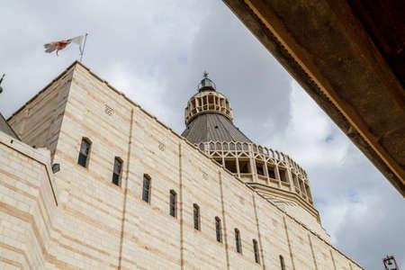Basilica of the Annunciation, Church of the Annunciation, Nazareth