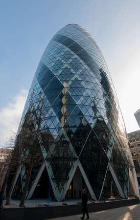 district: London financial district