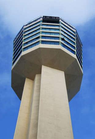 niagara falls city: Niagara Falls building