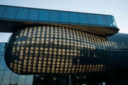 Kunsthaus, Graz, Styria, Austria, Europe, June, 2017
