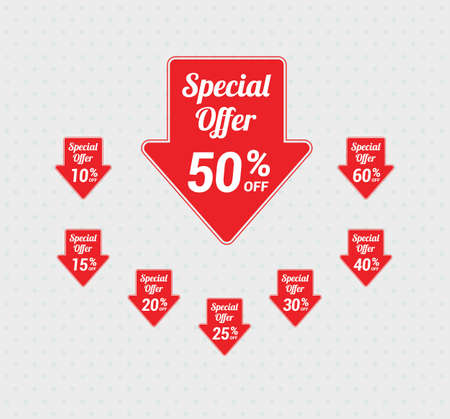 50  off: Special Offer 50 Off Arrows