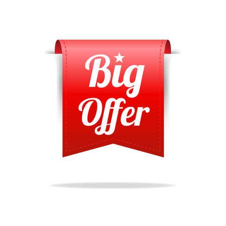 offer: Big Offer Red Label