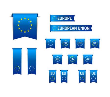 european: European Union Ribbons