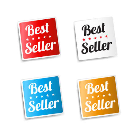 the seller: Best Seller Stickers