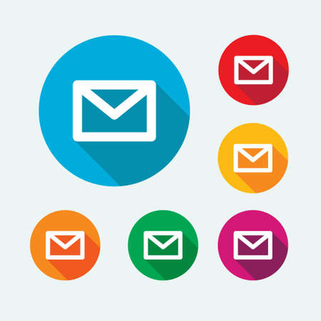 spamming: Message  Mail Icons