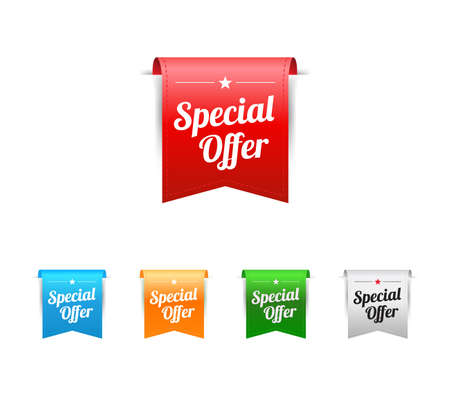 prices: Special Offer Labels