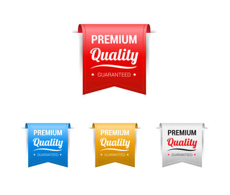 seal of approval: Premium Quality Labels