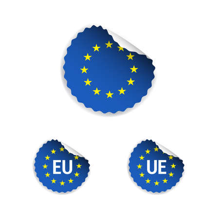 european: European Union Stickers