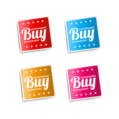 recommended: Recommended Buy Stickers
