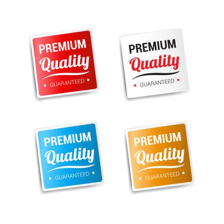 Premium Quality Stickers