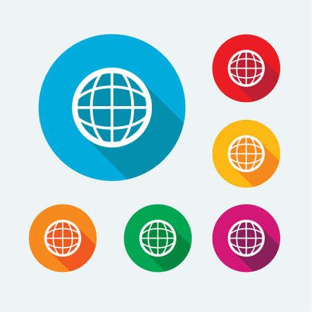 Wereld pictogrammen