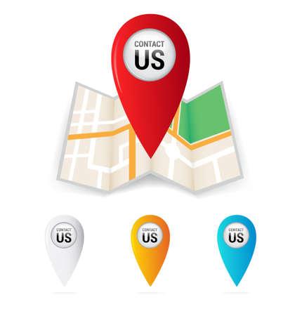 us map: Contact Us Map Locators
