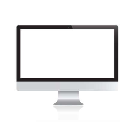 computer desktop: Modern Desktop Computer