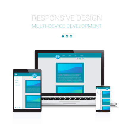 responsive: Responsive Multi-Device Illustration
