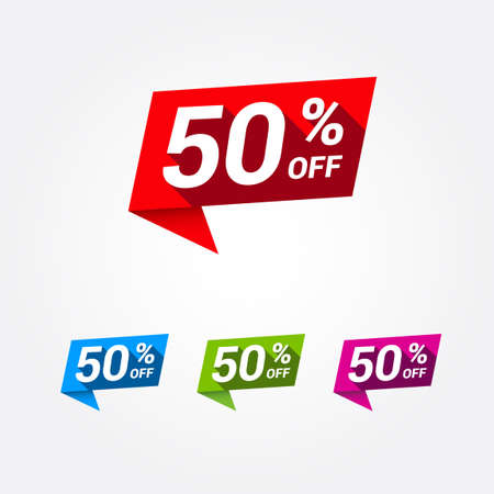 50 off: 50 Off Labels