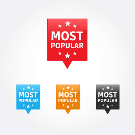 most: Most Popular Tags
