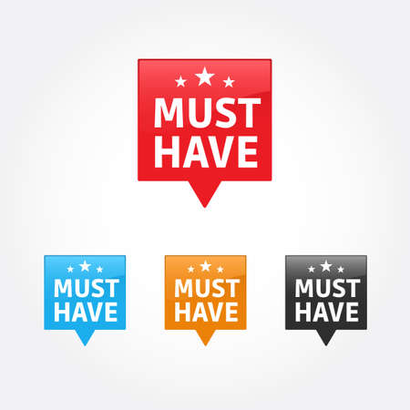 have: Must Have Tags