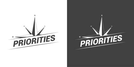 priorities: Compass Priorities Concept