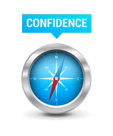 self assurance: Compass  Confidence Tag