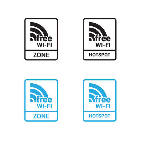 point chaud: Free Wifi Hotspot Icons