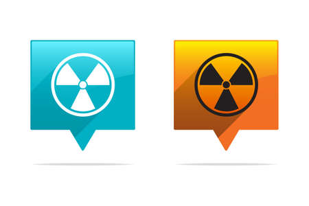 radioactivity: Radioactivity Tags Illustration