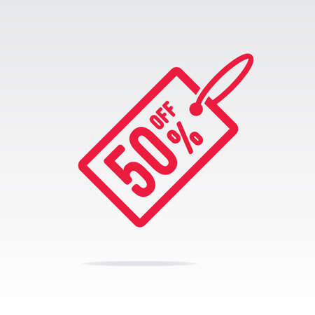 50 off: 50 Off Tag