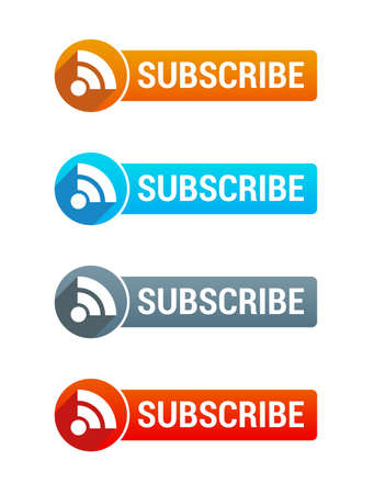 syndication: Subscribe Button Illustration