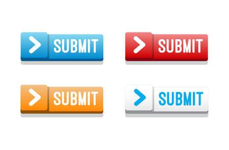 Submit Buttons Ilustração