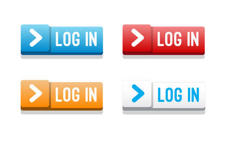 log: Log In buttons