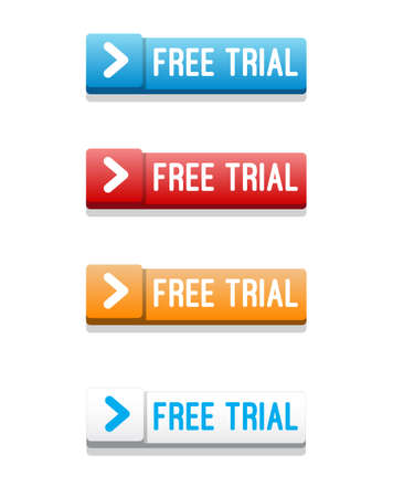 shareware: Free Trial Buttons