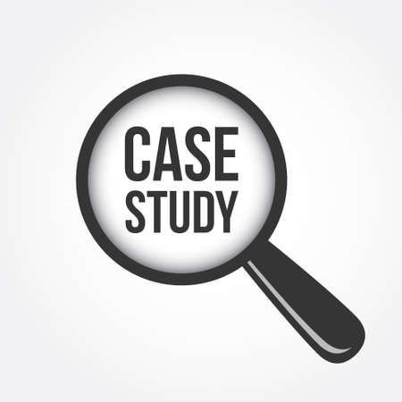 case study: Case Study Magnifying Glass
