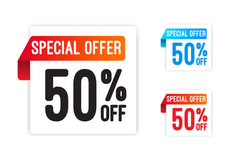 50 off: Special Offer 50 Off Stickers