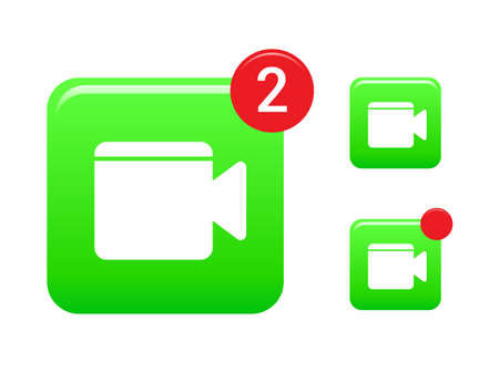 video call: Video Call Icons
