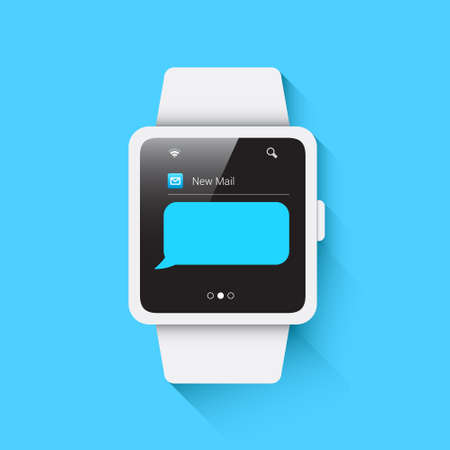 unread: Smart Watch New Mail