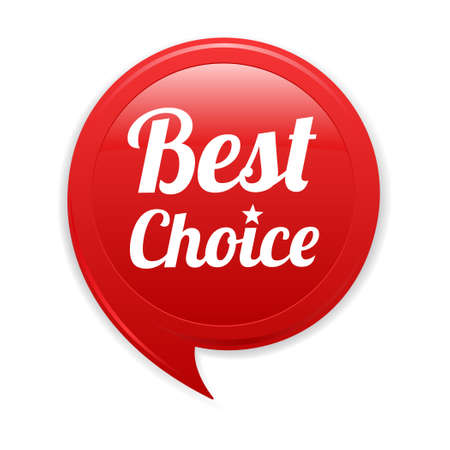 red label: Best Choice Red label