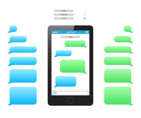 conversation: Phone Message Template