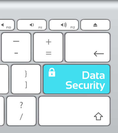 enter button: Data Security Enter Button Keyboard