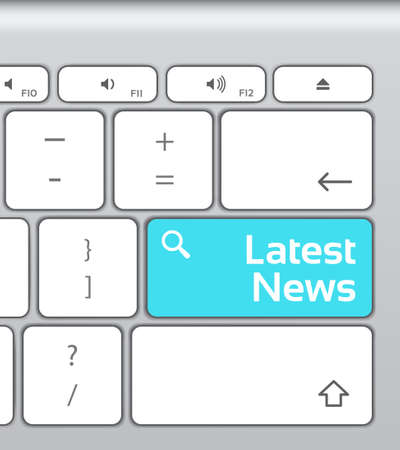 latest: Latest News Enter Button Keyboard